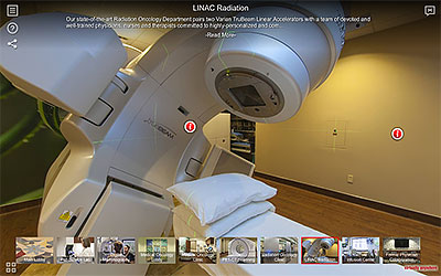 Amita Cancer Center Virtual Tour
