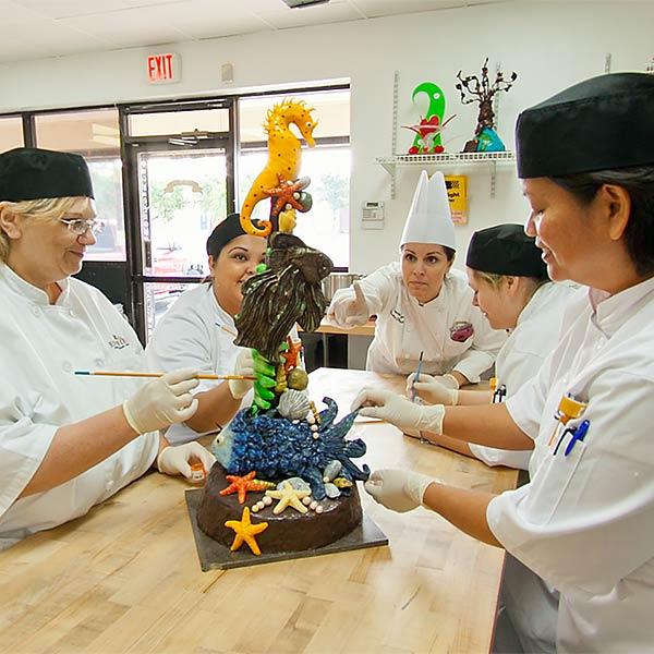 Austin Campus - Pastry Arts Kitchen