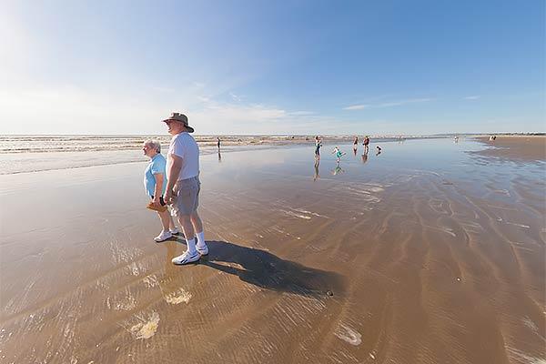Seaside Convention Center Virtual Tour-beach