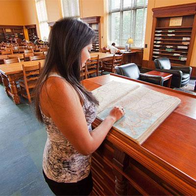 University of Texas Library Virtual Tour