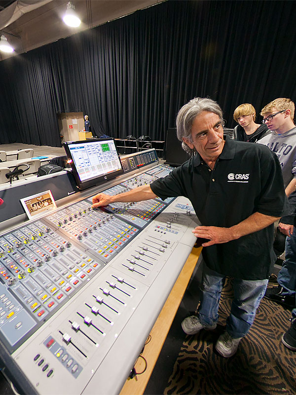 Trade school for audio production
