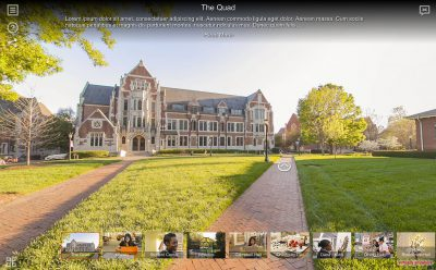 Agnes Scott College Virtual Tour