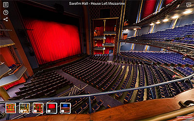 The Hobby Center Virtual Tour