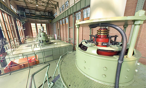 Brookfield Power Hydroelectric Power Plant Virtual Tour