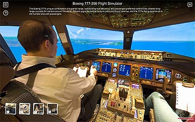 360 Tour of Delta Operations