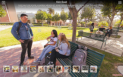 Woodbury University Virtual Tour