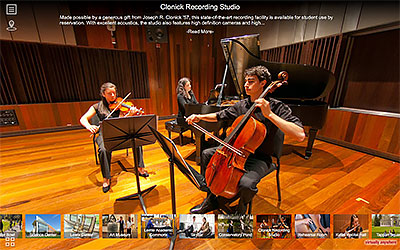 Oberlin College and Conservatory Virtual Tour