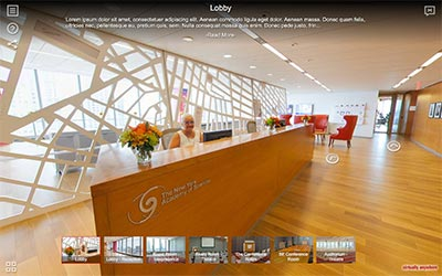 New York Academy of Sciences Virtual Tour