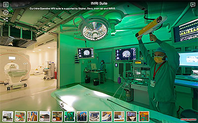 360 Virtual Tours for industrial, healthcare, travel, and higher education clients.