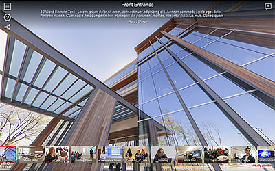 Mercy Virtual Corporate Virtual Tour