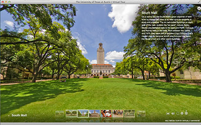 360° Virtual Tours and 360° Video for Higher Education