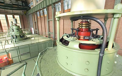 Brookfield Power Plant Virtual Tour