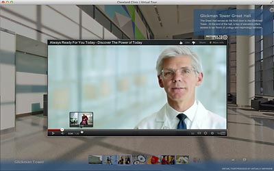 Cleveland Clinic Hospital Virtual Tours