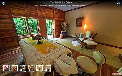 Kahala Spa and Resort Virtual Tour