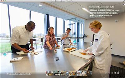 Kerry Ingredients Corporate Virtual Tour