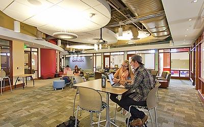 University of Oklahoma Campus Virtual Tour