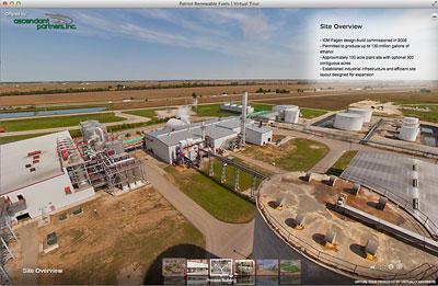 PatriotRenewable Fuels Ethanol Plant Tour