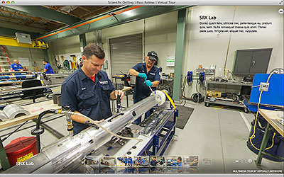 Manufacturing Virtual Tours