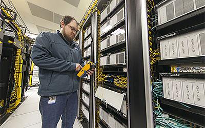 Data Center Virtual 360 Videos