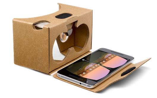 Google Cardboard VR Headset Content Producer