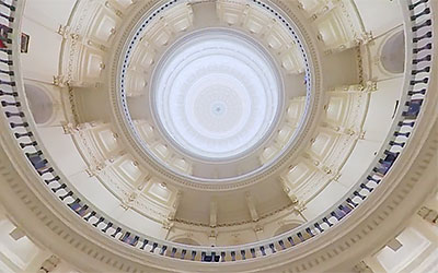 360 Video Tour of The Texas Capitol